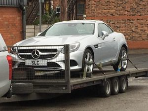 Car Transporter from Stockport to Coventry