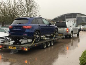 Car Transporter from Bath to Newcastle upon Tyne